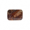 Rainbow Agate 13x18mm Rectangle Approx 9Pcs